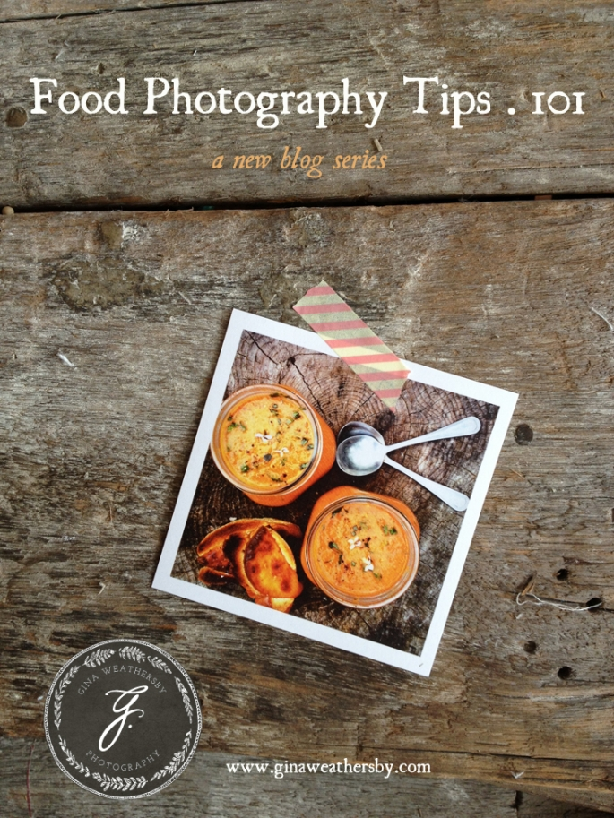 Food Photography Tips Introduction: Start With The Light » Gina